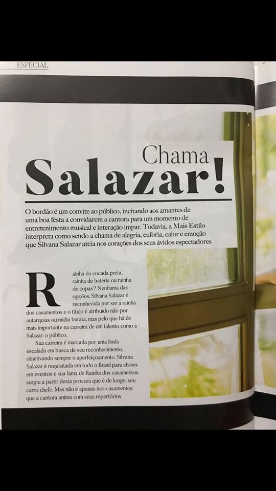 Revista Mais Estilo - pág. 1