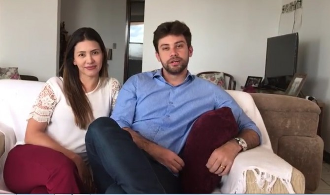 Gilson e Fernanda
