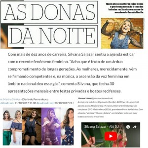 Diario de Pernambuco - 21.10.17
