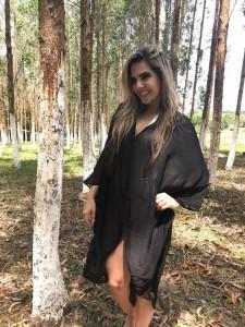 Silvana Salazar - Clipe Vagabundo 31