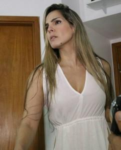 Silvana Salazar - Clipe Vagabundo 42