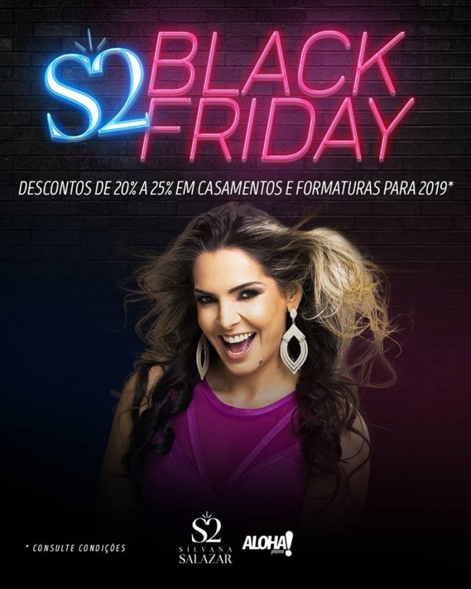 Silvana Salazar - Black Friday